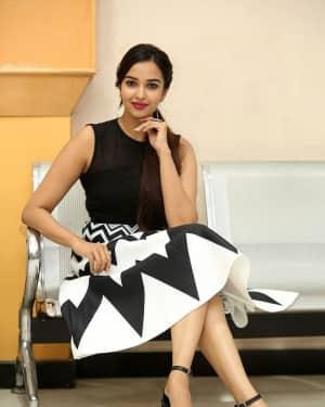 Pujitha Ponnada - Brand Babu Telugu Movie Teaser Launch Photos
