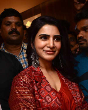Photos: Actress Samantha Launches Bahar Cafe Restaurant at Panjagutta
