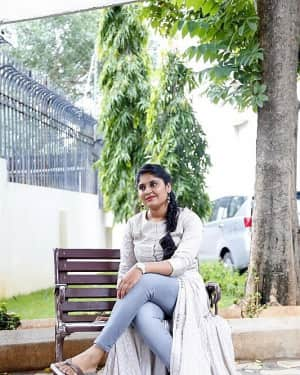 Anchor Sonia Chowdary Latest Photos