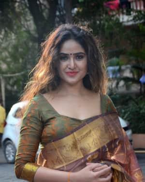 Actress Sony Charishta Latest Photos