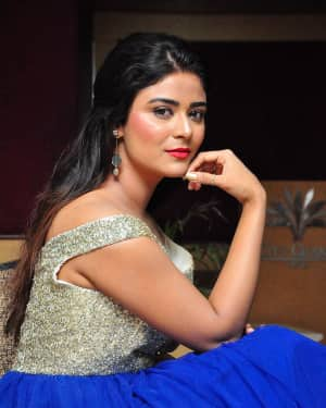 Priyanka Sharma Stills at Mera Bharat Mahan Movie Audio Launch