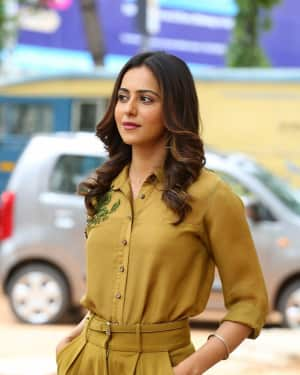 Rakul Preet Singh - Wife Of Ram Teaser Launch Photos