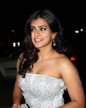 Hebah Patel - 65th Filmfare Awards South Photos