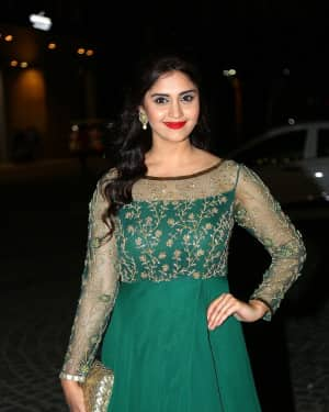 Surabhi - 65th Filmfare Awards South Photos