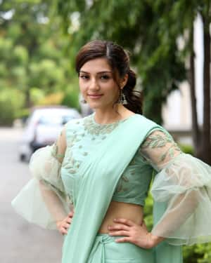 Actress Mehreen Kaur Stills at Pantham Trailer Launch | Picture 1586876
