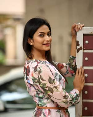 Swetha Varma - Sanjevani Movie Press Meet Photos