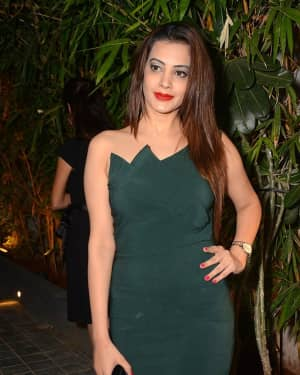 Actress Deeksha Panth Latest Photos