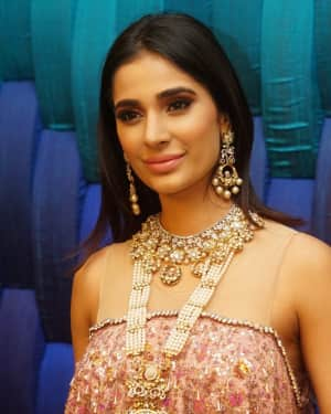 Alankrita Sahai - Kalasha Jewels Bridal Collection Launch Photos
