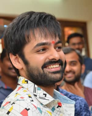 Ram Pothineni - Hello Guru Prema Kosame Movie Opening Photos