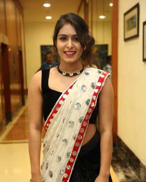 Actress Samyuktha Hegde Hot Stills at Kirrak Party Movie Pre Release Event   Picture 1571545