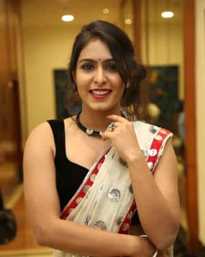 Actress Samyuktha Hegde Hot Stills at Kirrak Party Movie Pre Release Event   Picture 1571540