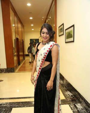 Actress Samyuktha Hegde Hot Stills at Kirrak Party Movie Pre Release Event   Picture 1571530