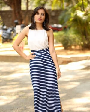 Mridanjli Rawal at Ithe 2.0 Movie Pre Release Event Photos