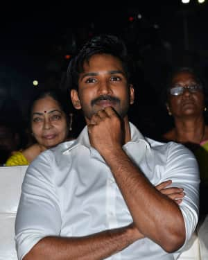 Aadhi Pinisetty - Rangasthalam Movie Pre Release Event Photos
