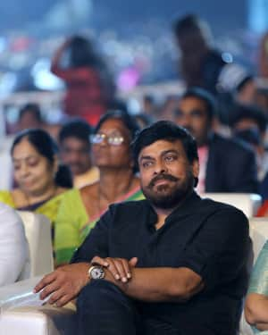 Chiranjeevi (Actors) - Rangasthalam Movie Pre Release Event Photos | Picture 1572649