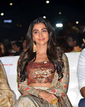 Pooja Hegde - Rangasthalam Movie Pre Release Event Photos