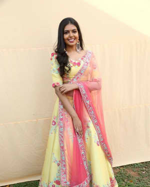 Actress Shivani Rajashekar Stills at 2 States Telugu Movie Opening | Picture 1573560