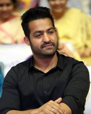 Jr. NTR - Mahanathi Audio Launch Function Photos