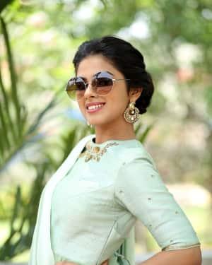 Photos: Actress Siddhi Idnani Inaugurates Silk India Expo