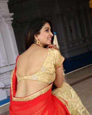 Eshanya Maheshwari - Ammayi Nachindi Movie Launch Photos | Picture 1581943