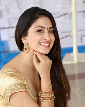 Eshanya Maheshwari - Ammayi Nachindi Movie Launch Photos | Picture 1581954
