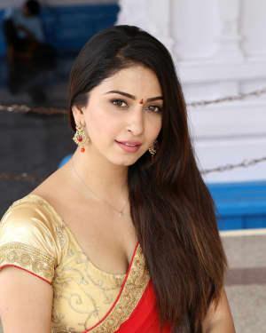 Eshanya Maheshwari - Ammayi Nachindi Movie Launch Photos | Picture 1581953