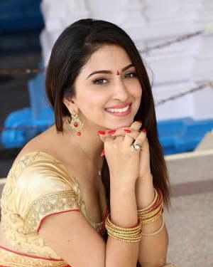 Eshanya Maheshwari - Ammayi Nachindi Movie Launch Photos | Picture 1581955