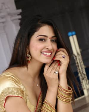 Eshanya Maheshwari - Ammayi Nachindi Movie Launch Photos | Picture 1581941