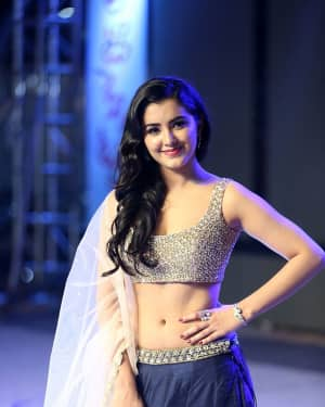 Actress Malavika Sharma Hot Stills at Nela Ticket Movie Audio Launch Event