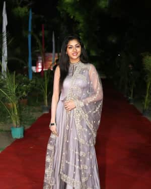 Akshatha Srinivas - 49th Cinegoer Awards Photos