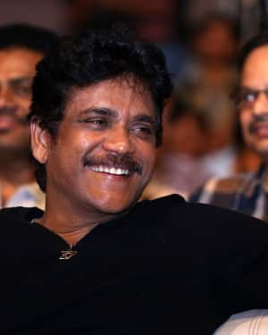 Akkineni Nagarjuna - Officer Telugu Movie Pre Release Event Photos