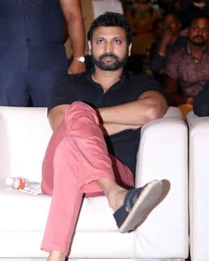 Sumanth - Officer Telugu Movie Pre Release Event Photos