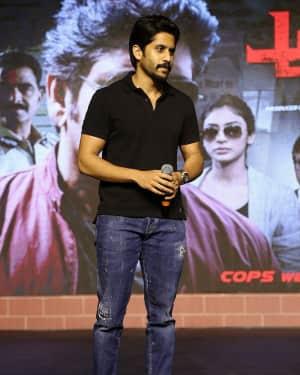 Naga Chaitanya - Officer Telugu Movie Pre Release Event Photos