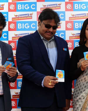 Big C Diwali Draw Photos