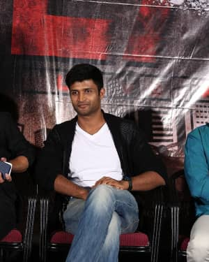 Law - Law Telugu Film Trailer Launch Photos
