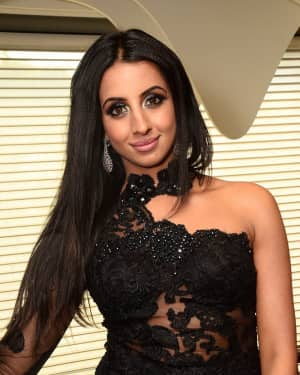 Sanjjanaa Galrani in Mirrors New Product Launch Photos