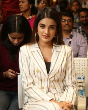 Nidhhi Agerwal - Photos: Pega Teach For Change Children's Day Celebration