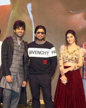 Taxiwala - Taxiwala Movie Pre Release Event Photos