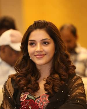 Mehreen Kaur - Kavacham Teaser Launch Photos