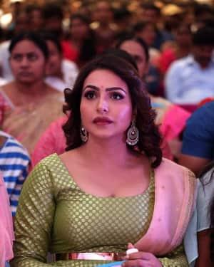 Nandini Rai - Rangu Movie Pre Release Event Photos