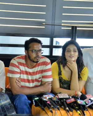 Taxiwala - Taxiwala Press Meet Photos