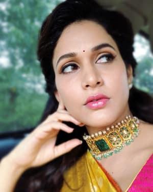 Actress Lavanya Tripathi Latest Photoshoot