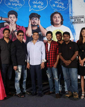 Husharu Movie Songs Launch Photos
