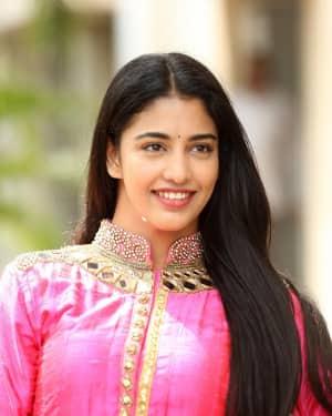 Daksha Nagarkar - Husharu Movie Songs Launch Photos