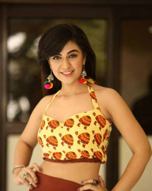 Actress Harshitha Panwar Photos during Bewars Fiilm Promotion   Picture 1602791