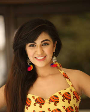 Actress Harshitha Panwar Photos during Bewars Fiilm Promotion   Picture 1602796
