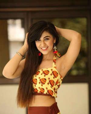 Actress Harshitha Panwar Photos during Bewars Fiilm Promotion   Picture 1602808
