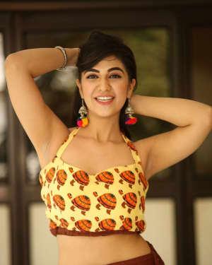 Actress Harshitha Panwar Photos during Bewars Fiilm Promotion   Picture 1602799