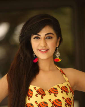 Actress Harshitha Panwar Photos during Bewars Fiilm Promotion   Picture 1602794