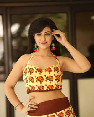 Actress Harshitha Panwar Photos during Bewars Fiilm Promotion   Picture 1602789